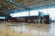 Острова 1 и 2 - зона регистрации бюджетных авиакомпаний / Германия