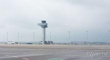 Башня контрольно-диспетчерского пункта и территория под будущие терминалы-сателлиты / Германия