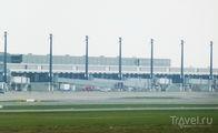 Южный пирс, обслуживающий иностранные авиакомпании шенгенской зоны / Германия