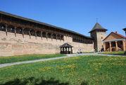 Внутри замка / Украина
