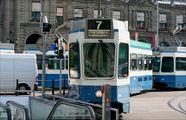 Движение трамваев / Швейцария