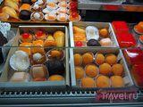 Пирожные и конфеты / Испания