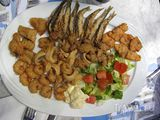 """рыбная тарелка"" / Испания"