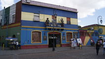 Район Ла-Бока / Аргентина