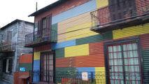 Дома из дерева и жести / Аргентина