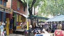 Городская улица / Аргентина