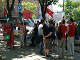 Палестинские товарищи / Австрия