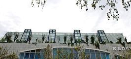 Сад на крыше / Германия