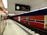 Оформление станции / Германия
