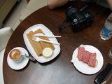 Завтрак в кафе / Россия
