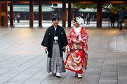 Свадебная церемония / Япония