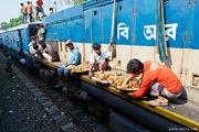Перевозка завтрака / Бангладеш