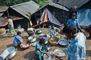 Придорожный рынок / Бангладеш