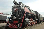 Грузовой паровоз Л-2298 / Россия