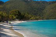 Пляж Магенс Бей / Виргинские острова (США)