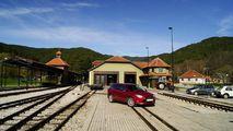 На станции / Сербия