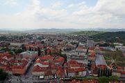 Вид на город / Словения