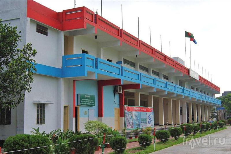 Военный музей в Дакке / Фото из Бангладеш