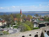 Город Хаапсалу / Эстония