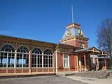 Железнодорожный вокзал / Эстония