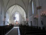 Интерьер церкви / Эстония