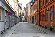 Городская улица / Швеция