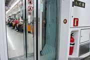 Двери между вагонами / Южная Корея