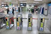 Внешний вид турникетов / Южная Корея