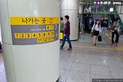 Нужный указатель / Южная Корея