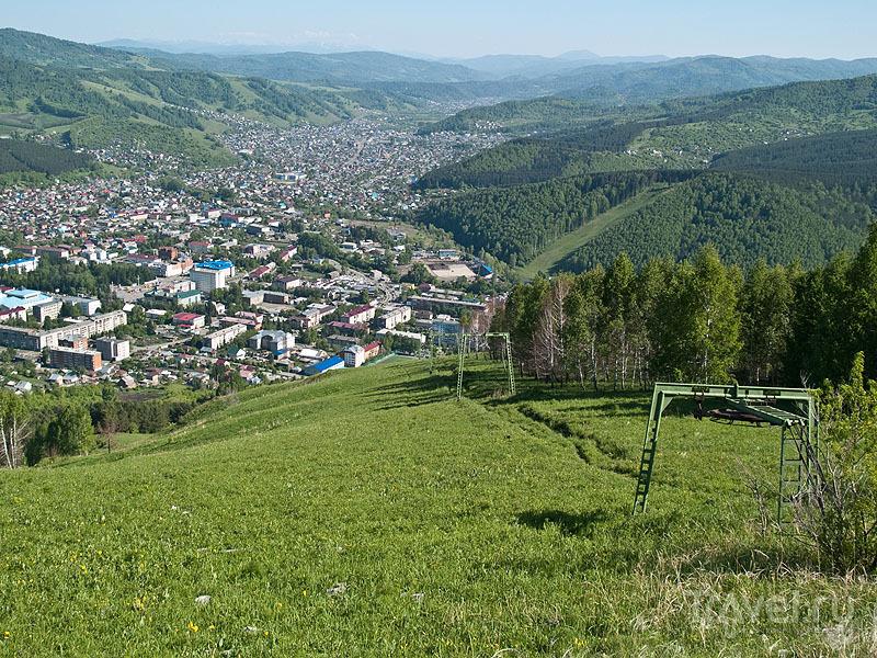Подъемники горнолыжного центра Тугая / Фото из России