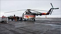Вертолет МИ-8 / Россия