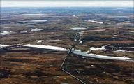 Нефтепровод от Варандея / Россия