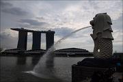 У залива / Сингапур