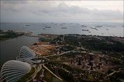 Армада грузовых кораблей / Сингапур