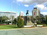 Площадь с памятником / Турция