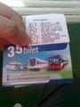 Единый билет / Турция