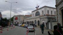Вокзал Aslancak / Турция