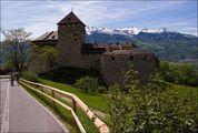 Замок Вадуц / Лихтенштейн