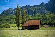 Вид с дороги / Лихтенштейн