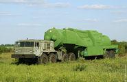 Заправщик ракет / Украина