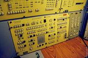 Комната управления пуском ракет  / Украина