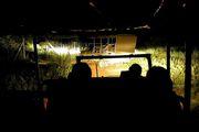 Ночное сафари / Намибия