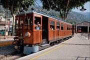 Старинный поезд / Испания