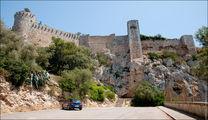 Крепость на холме / Испания