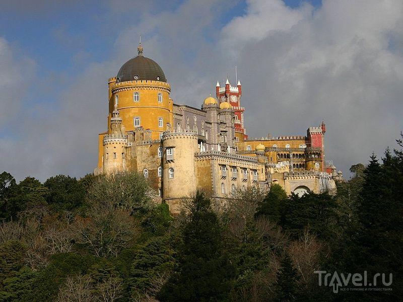 Дворец Пена / Португалия