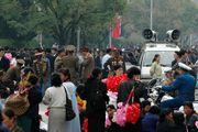 Ветераны и агитмашина / Корея - КНДР
