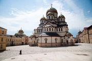 Монастырь в Новом Афоне / Абхазия