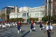 Марширующие гвардейцы / Греция