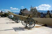 Исторические пушки / Греция