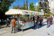 На площади Синтагма / Греция